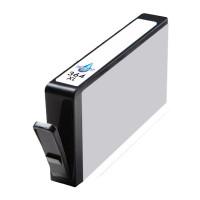 Cartuccia Compatibile Nera Photo Con Chip Per Hp 364BK XL