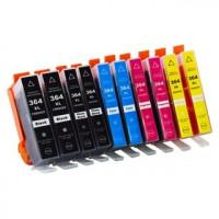 Cartucce HP 364XL 364XL C 364XL M 364XL Y compatibili in offerta