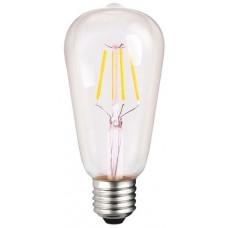 Lampadina Led 6 Watt pari a 60 watt incandescenza attacco grande