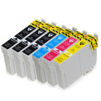 Multipack 6 Cartucce Epson T2991 T2992 T2993 T2994 XL