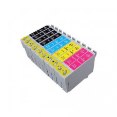Super Pack 10 Cartucce Epson T2991 T2992 T2993 T2994 XL