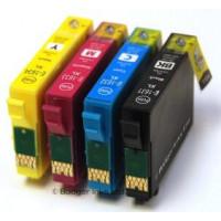 Rainbow Cartucce Epson T1631XL T1632XL T1633XL T1634XL Compatibili