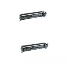 Bipack Toner HP CF217A Compatibili Con Chip