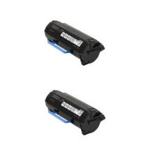Bipack Toner Konica Minolta TNP-44/46 A6VK01H Compatibili