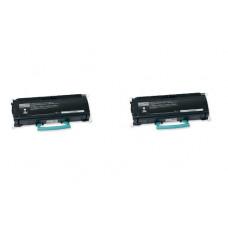 Bipack Toner Lexmark 0X340H11G Compatibili